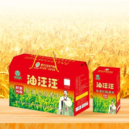 5公斤精制礼品盒(鲜族风味)