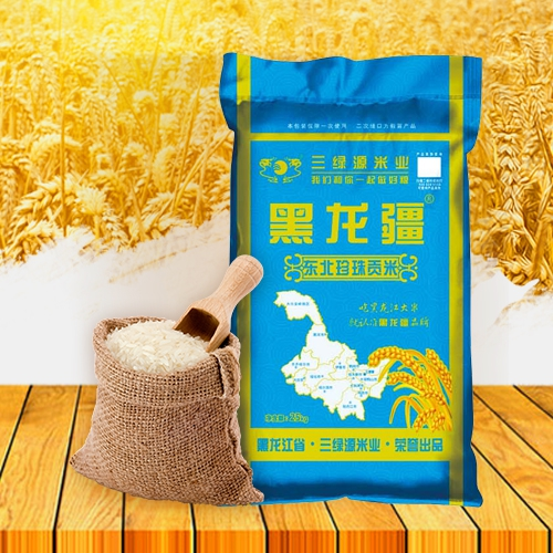 东北珍珠贡米(编织袋)