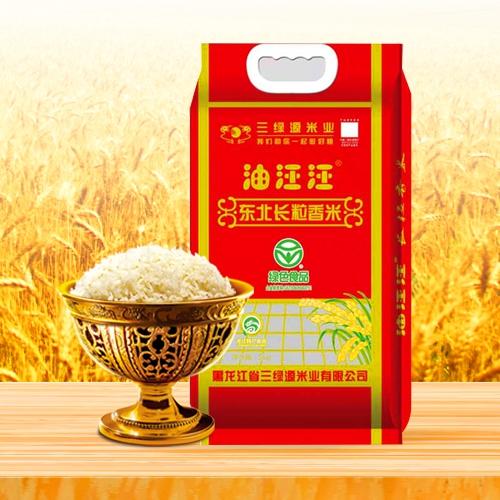 长粒香大米生产